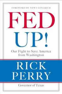 We are FED UP Perry!
